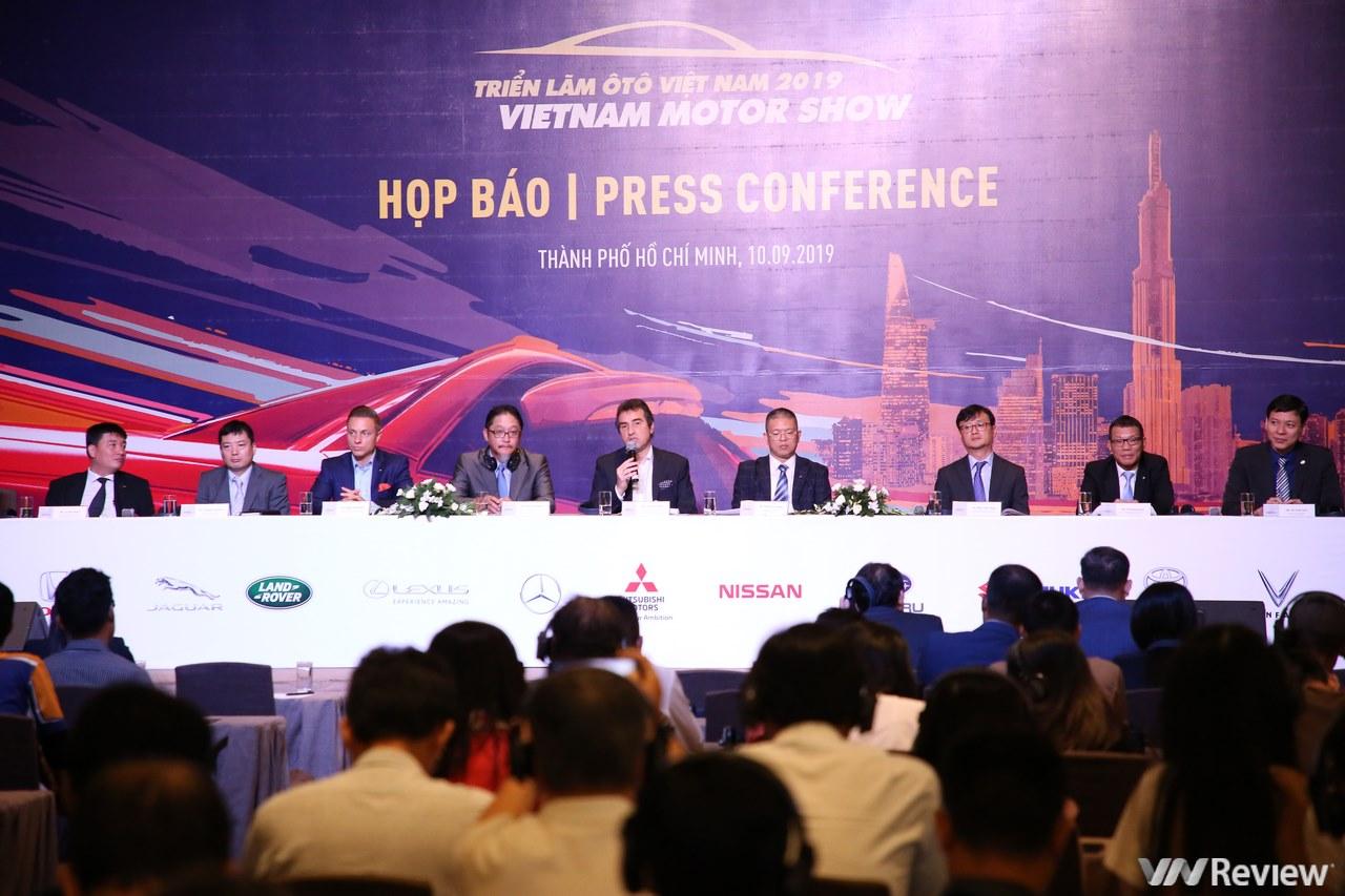 Triển lãm ô tô Vietnam Motor Show 2019 ấn định ngày khai mạc, có cả VinFast góp mặt
