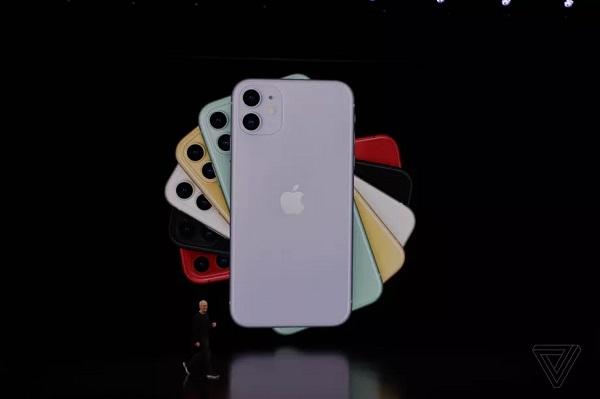 Apple chính thức ra mắt iPhone 11: Màu mới, camera kép có Night Mode, A13 Bionic cực mạnh