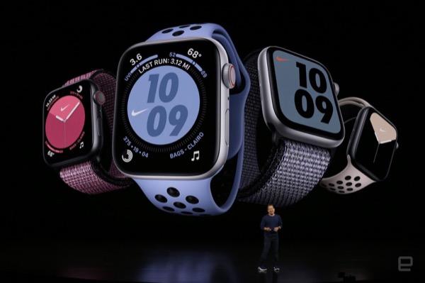 Apple watchOS 6 chính thức phát hành vào 19/9