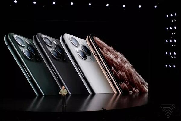 Đây là iPhone 11 Pro và iPhone 11 Pro Max: 3 camera chính, màn hình Super Retina XDR, giá từ 999 USD