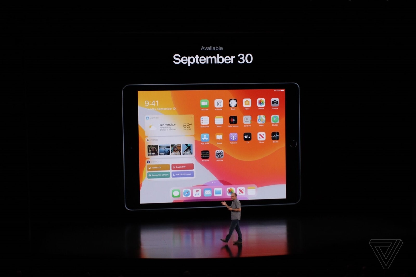 iPadOS chính thức phát hành vào ngày 30/9