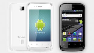 Smartphone 2 SIM Q-mobile S11 giá chỉ 1,99 triệu đồng