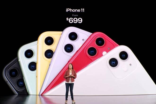 Giá iPhone 11 bên Mỹ