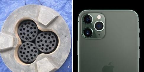Dân mạng đua nhau chế ảnh Phone 11, đối tượng chính là cụm camera vuông