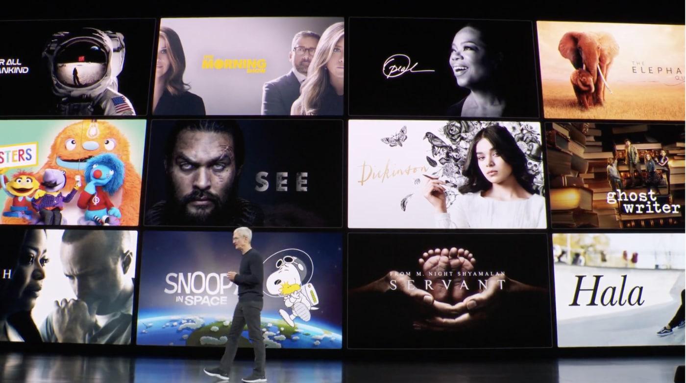 Chọn mua sản phẩm gì của Apple cho rẻ mà vẫn được hưởng ưu đãi 1 năm sử dụng miễn phí Apple TV Plus?