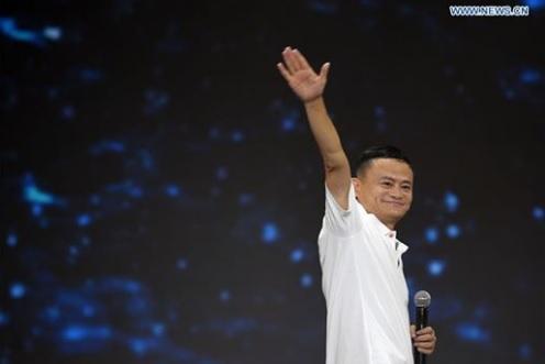 Jack Ma nghỉ hưu