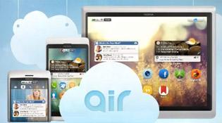 Dịch vụ đám mây Nokia AIR rò rỉ qua clip quảng cáo