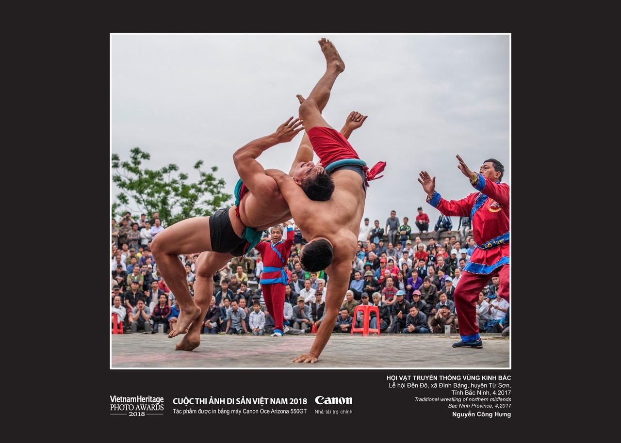 Canon đánh dấu năm thứ 8 liên tiếp đồng hành cùng cuộc thi ảnh tôn vinh di sản Việt - Vietnam Heritage Photo Awards