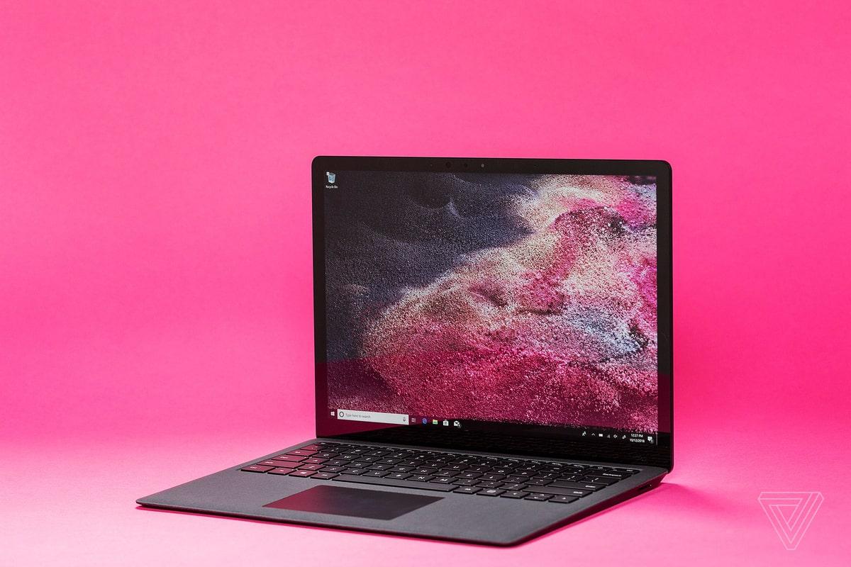 Surface Laptop 3 của Microsoft sẽ có phiên bản màn hình 15-inch