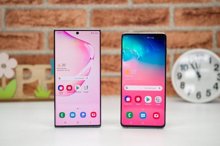 Dòng S và Note của Samsung có thể hợp nhất vào năm sau