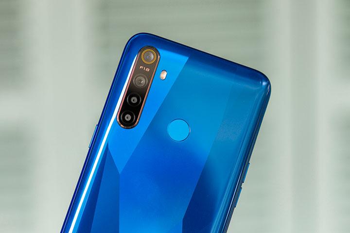 Realme 5 với 4 camera sau và pin 5.000 mAh sẽ lên kệ ở Việt Nam vào ngày 4/10
