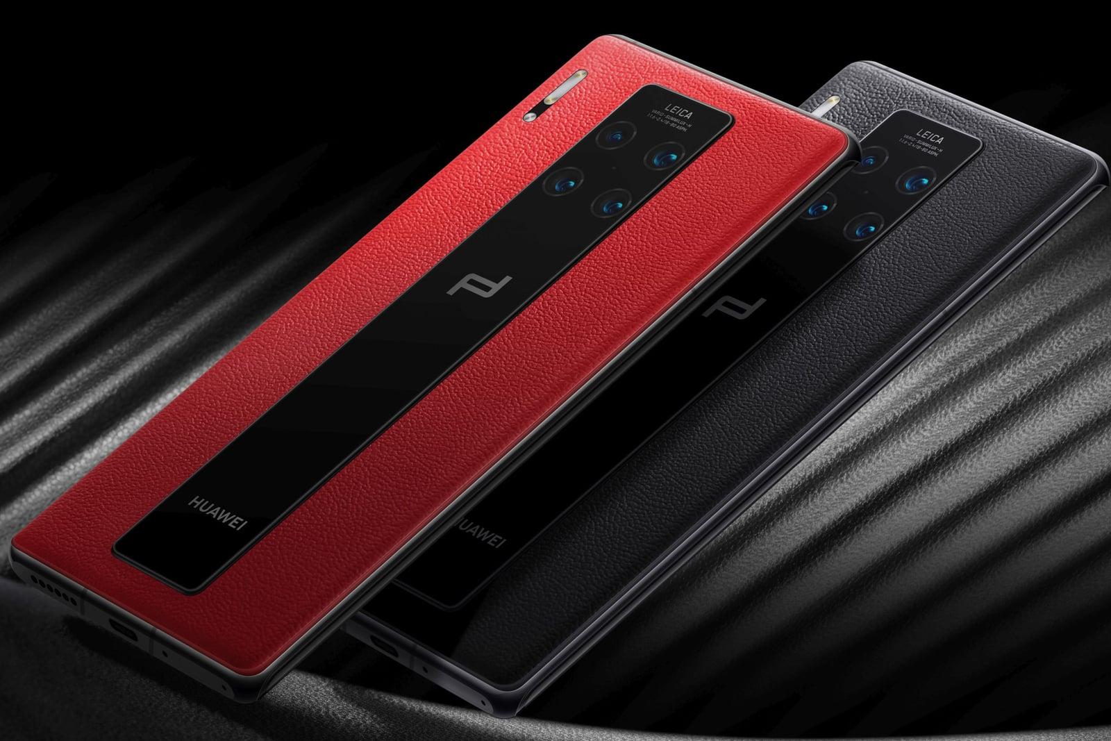 Toàn bộ dòng sản phẩm smartphone Mate 30 của Huawei bị lộ ngay trước thềm lễ ra mắt