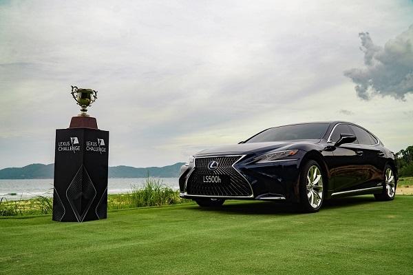 Giải golf Lexus Challenge 2019 khởi tranh với giải thưởng kỷ lục