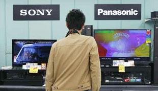 Sony, Panasonic hợp tác sản xuất TV OLED giá rẻ hơn