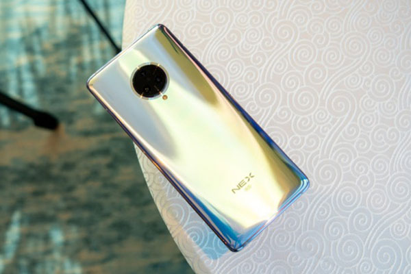 Cận cảnh Vivo NEX 3 5G
