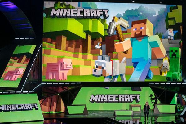 Minecraft đạt 112 triệu người chơi mỗi tháng