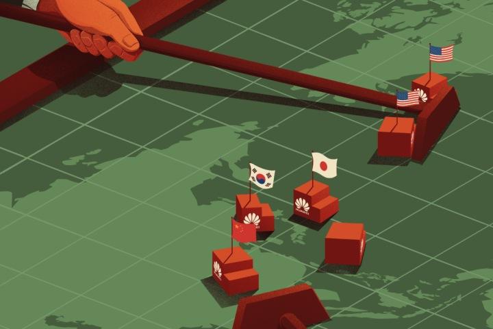 Bên trong kế hoạch bí mật của Huawei phá vỡ chính sách cấm vận trong chiến tranh thương mại của Mỹ