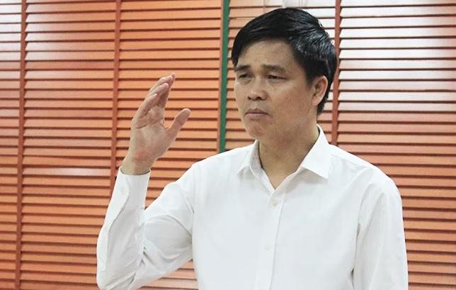Ông Ngọ Duy Hiểu, Phó chủ tịch Tổng liên đoàn Lao động Việt Nam. Ảnh: PV