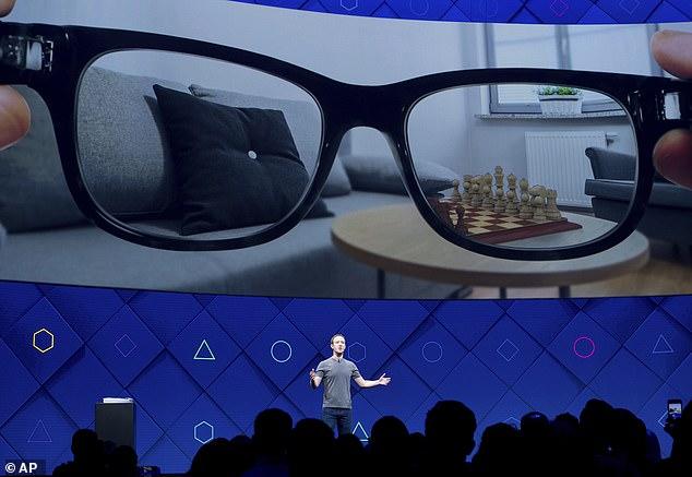 Facebook bắt tay Ray-Ban phát triển kính AR thông minh