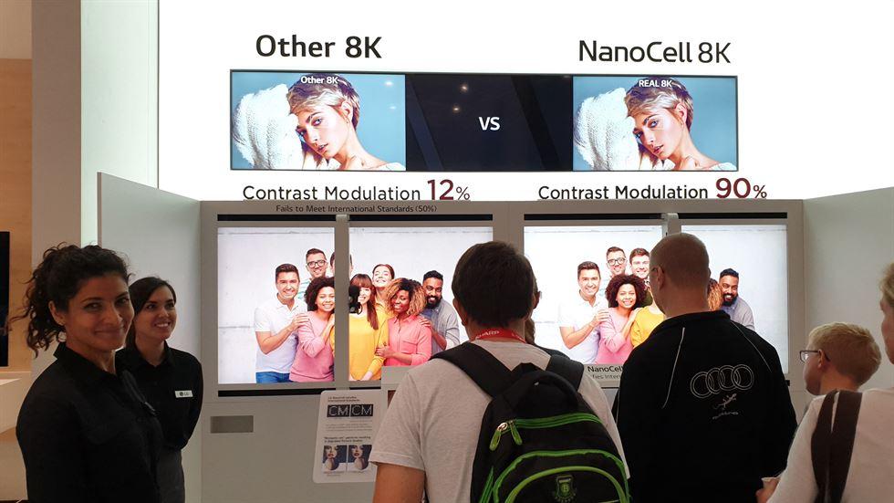 Tranh cãi nảy lửa xoay quanh TV 8K: LG trưng bằng chứng tố đối thủ, Samsung nói chưa đủ cơ sở