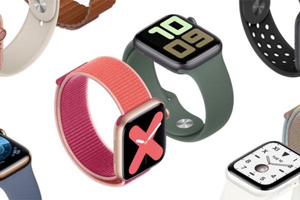 Apple Watch Series 5 sử dụng CPU giống hệt Series 4, không có bất cứ cải tiến hiệu năng nào