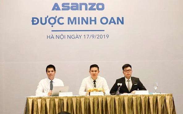 """Sharp Việt Nam sẽ kiện Asanzo vì giả mạo tài liệu """"đỉnh cao công nghệ Nhật Bản"""""""