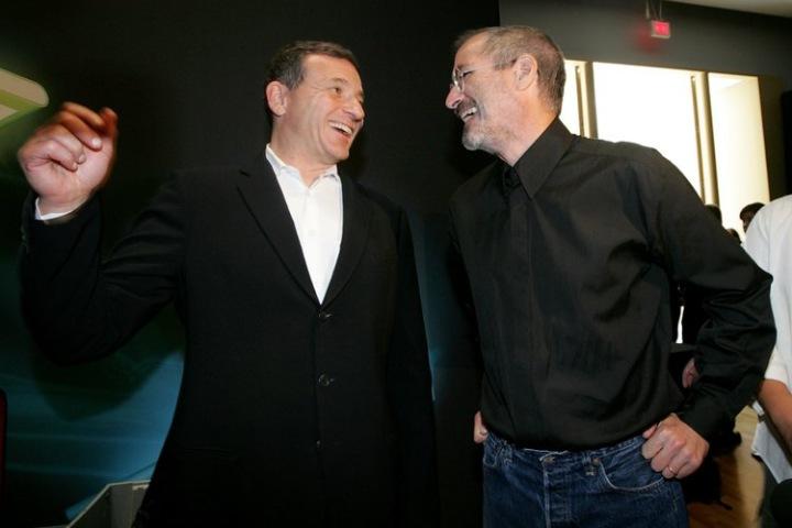 CEO Disney tin rằng Disney và Apple sẽ hợp nhất nếu Steve Jobs còn sống