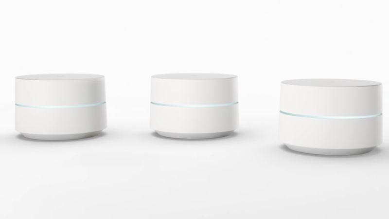 Google Wifi 2: Router wifi kết hợp với Google Home