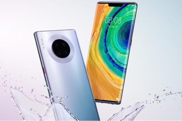 Huawei ra mắt Mate 30 Pro: màn thác đổ, 2 camera 40MP, 5G nhưng không có Google