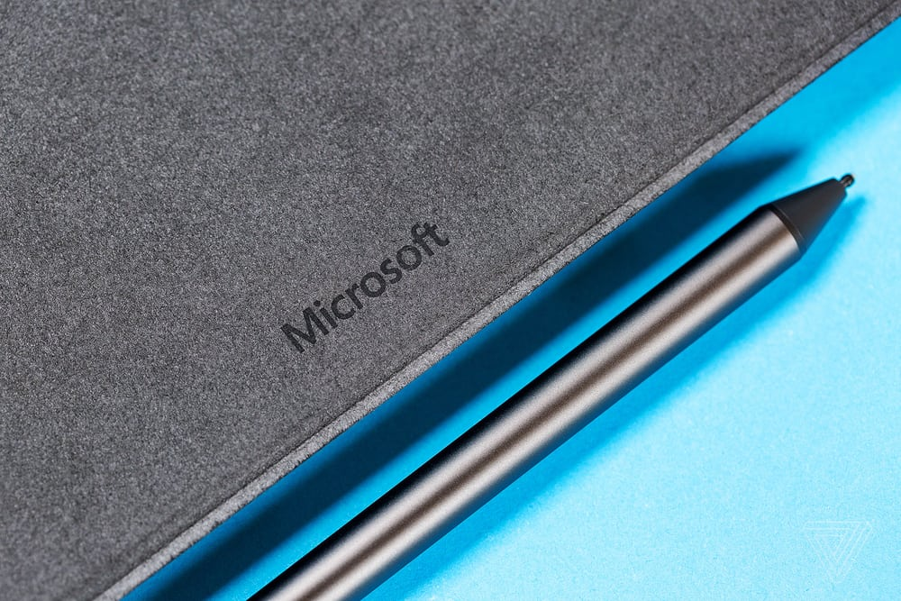 Bút Surface Pen thế hệ tiếp theo của Microsoft có khả năng sẽ được tích hợp sạc không dây