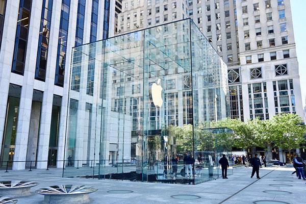 Tham quan Apple Store 5th Avenue mới tu sửa xong: Sang trọng, đẳng cấp