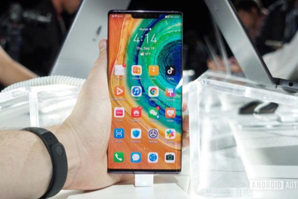 Không có Google, Huawei vẫn tự tin bán được 20 triệu máy Mate 30
