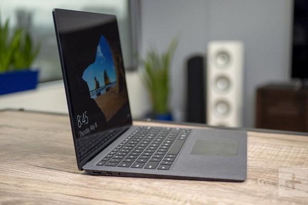 """Surface Laptop 3 sẽ """"dùng vi xử lí tám nhân của AMD"""""""