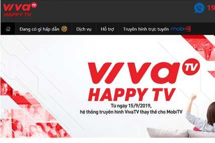 """MobiTV đổi thành VivaTV sau khi thương vụ AVG - MobiPhone """"đứt gánh"""""""
