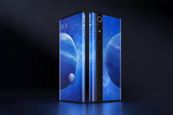 """Bóc """"phốt"""": Xiaomi Mi MIX Alpha giống hệt bằng sáng chế Apple đã đăng ký"""