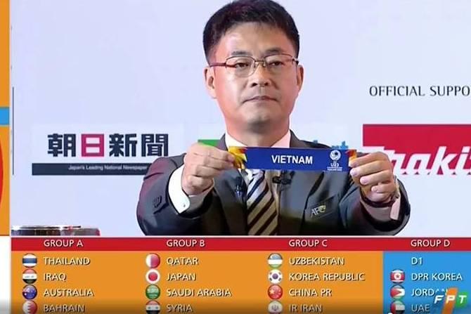 U23 Việt Nam vào bảng 'dễ thở' nhất VCK U23 châu Á, có thể mơ đến Olympic Tokyo 2020