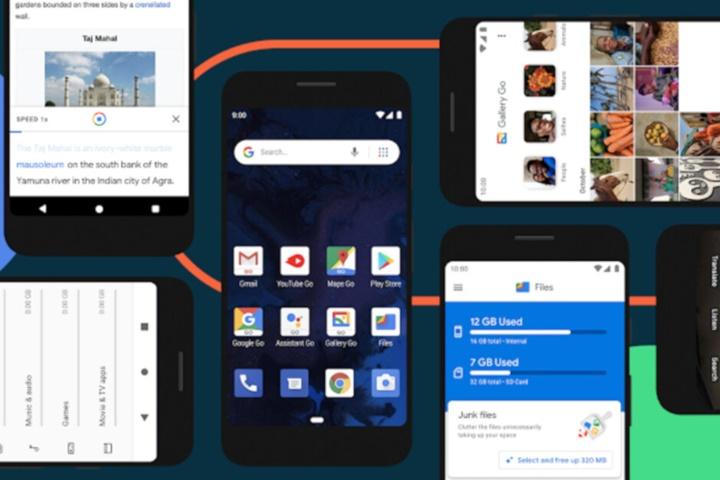 Google công bố Android 10 Go Edition với nhiều tính năng cải tiến