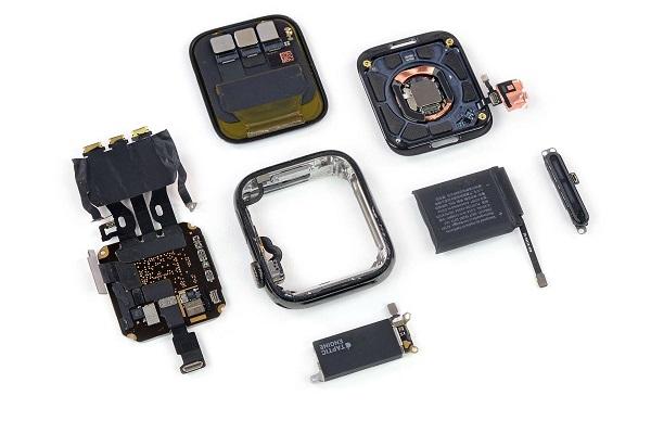 Mổ bụng Apple Watch Series 5: chip mới, pin lớn hơn 10%, màn hình luôn sáng
