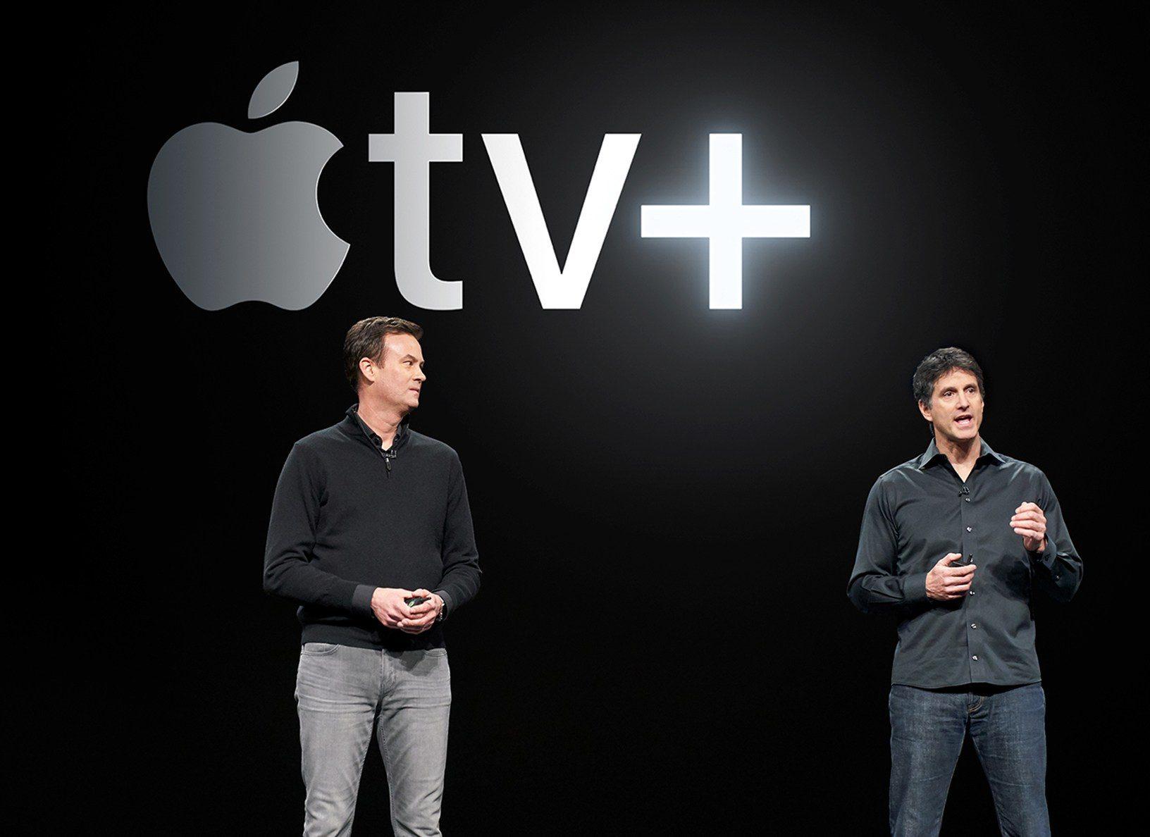 Apple muốn chiếu phim sản xuất cho Apple TV Plus tại rạp trước rồi mới đưa lên mạng