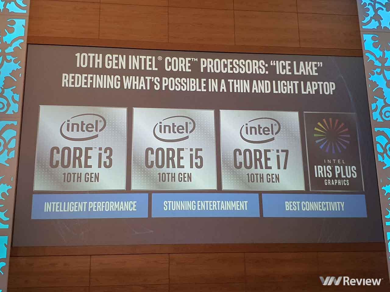 Intel trình diễn loạt laptop Project Athena mới nhất sử dụng CPU Core thế hệ 10, pin tối đa 16 tiếng, sạc nhanh 30 phút có 4 giờ sử dụng