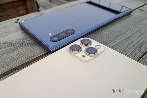 Đọ camera Galaxy Note 10+ và iPhone 11 Pro Max: Cuộc chiến không khoan nhượng
