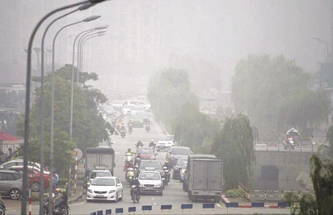 Tổng cục Môi trường khuyến cáo người dân về ô nhiễm không khí Hà Nội