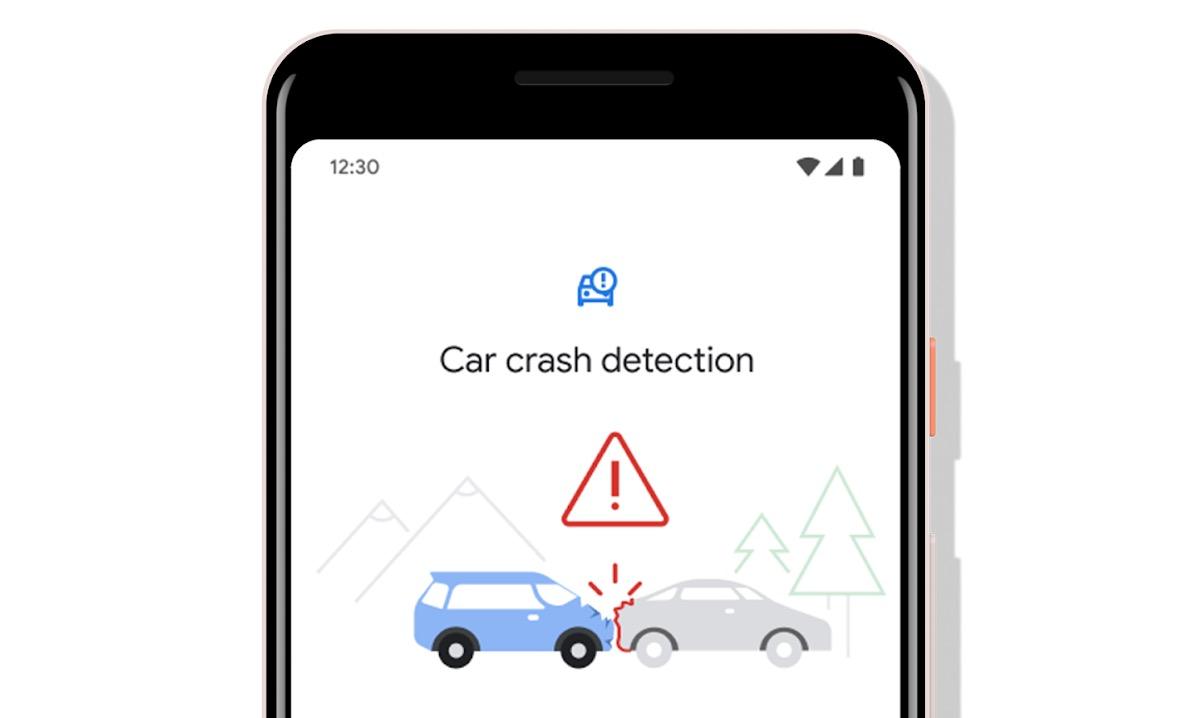 Ứng dụng Personal Safety của Google tự động phát hiện tai nạn xe hơi và gọi cấp cứu