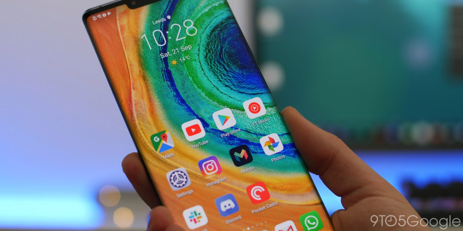 Giải pháp cài đặt ứng dụng và dịch vụ Google cho Huawei Mate 30 hiện không còn hoạt động