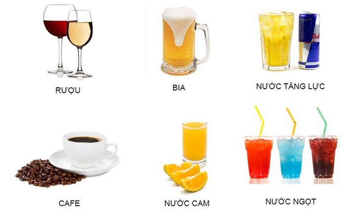 Đồ ăn, thức uống nào làm tăng nguy cơ mắc bệnh gout?