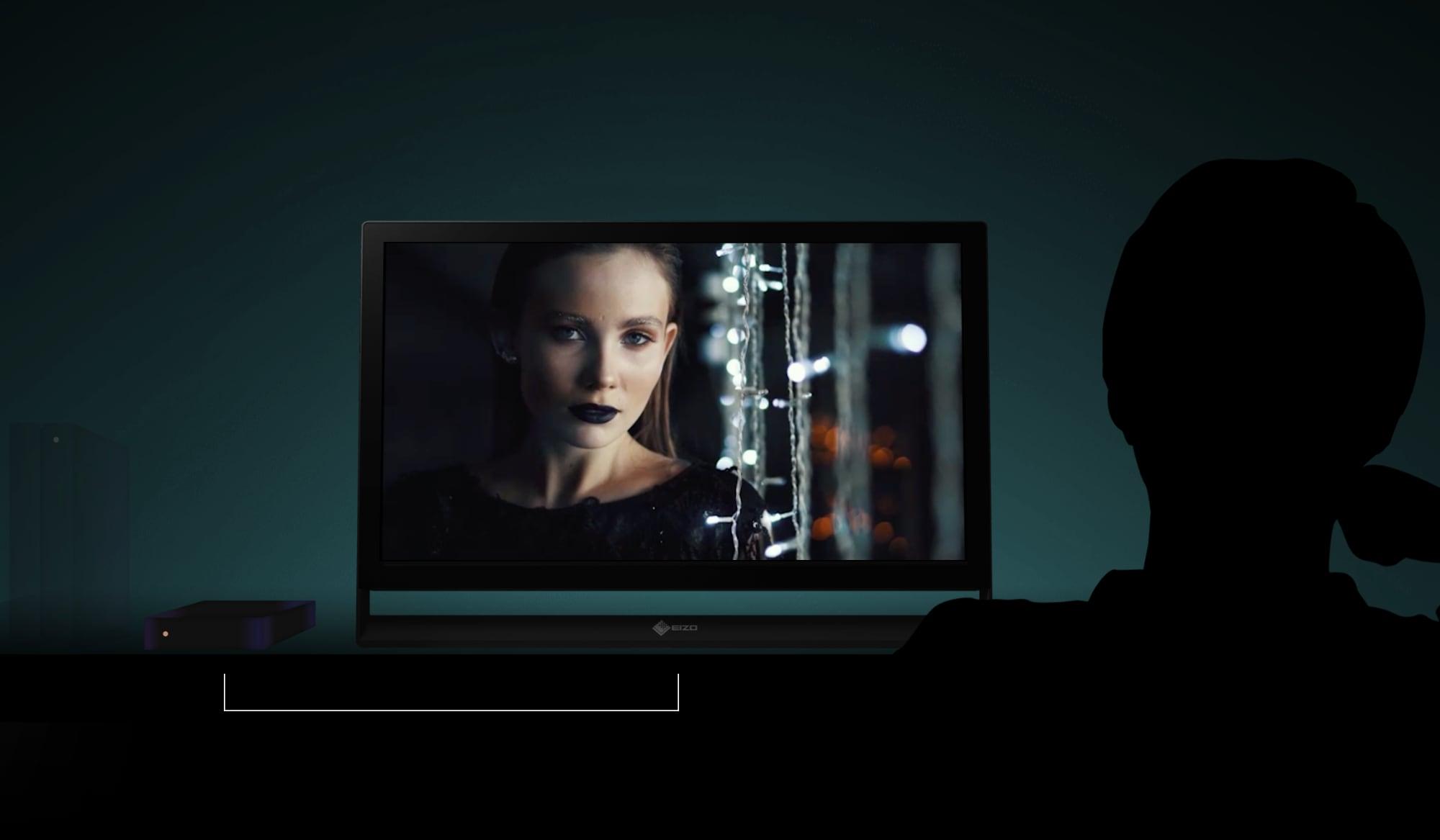 Eizo FORIS NOVA: Màn hình OLED 4K HDR tốc độ phản hồi chỉ 0.04 ms, chuyên đồ họa, giá 75 triệu đồng