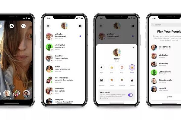"""Instagram ra mắt Threads: Ứng dụng nhắn tin dành cho """"hội bạn thân"""""""