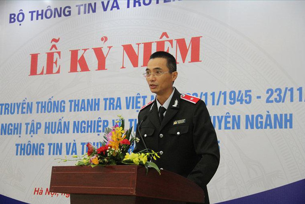 Ông Đặng Anh Tuấn khi còn đương chức, Đề nghị truy tố cựu Chánh Thanh tra Bộ TT&TT