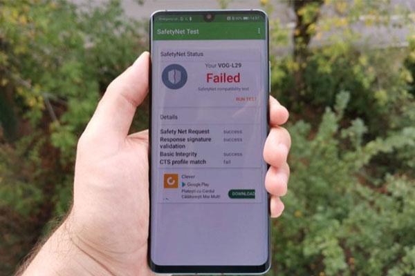 Huawei P30 Pro không thể sử dụng Netflix, Google Pay