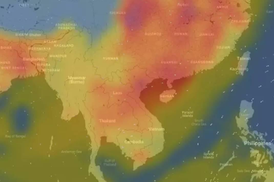 AirVisual gửi 'tâm thư' đến Việt Nam, giải thích việc Hà Nội đứng đầu về AQI trên thế giới